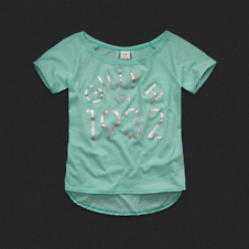 Womens Shine Graphic Tee