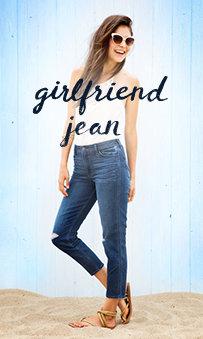 Girlfriend Jean