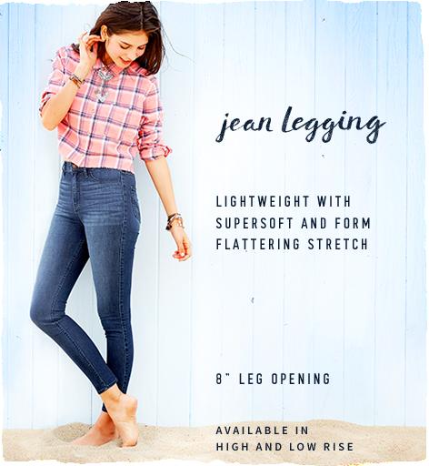 Jean Leggings