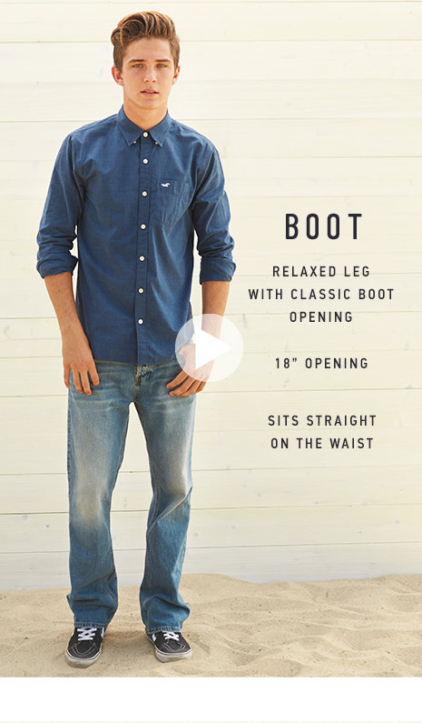 Boot Jean