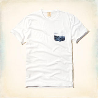 Photoreal Pocket T-Shirt