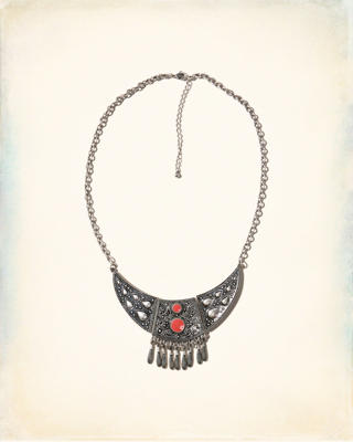 Statement Antique Necklace