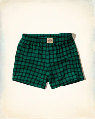 Flannel Sleep Boxers