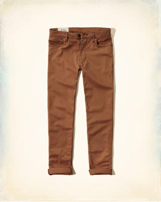 Super Skinny 5 Pocket Zipper Fly Pants