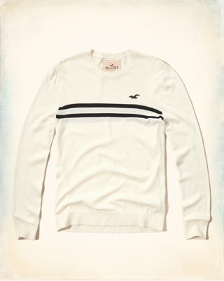 Tipped Icon Sweater