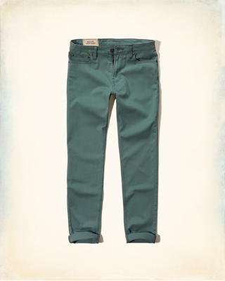 Hollister Super Skinny 5 Pocket Zipper Fly Pants
