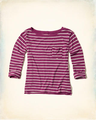 Stripe Easy T-Shirt