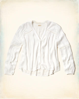 Easy Peasant Shirt
