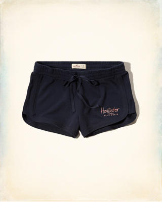 Fleece Logo Shorts