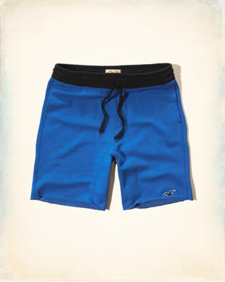 Hollister Icon Fleece Jogger Shorts