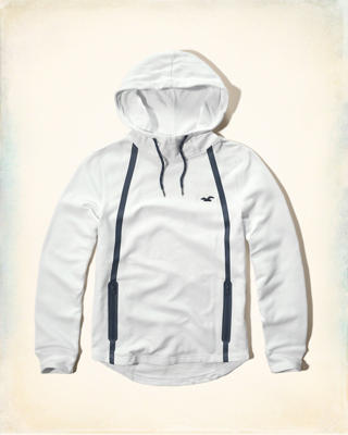 Contrast Icon Hoodie