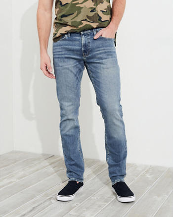 Guys Jeans | Hollister Co.