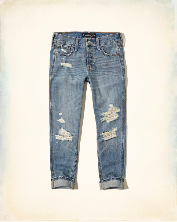 girls hollister boyfriend jeans girls bottoms