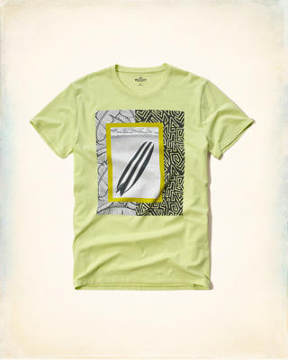 Printed Graphic Tee