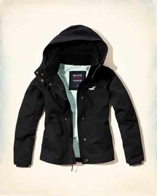 Hollister All Weather Jacket
