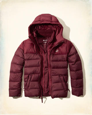 The Ultimate Down Puffer Jacket
