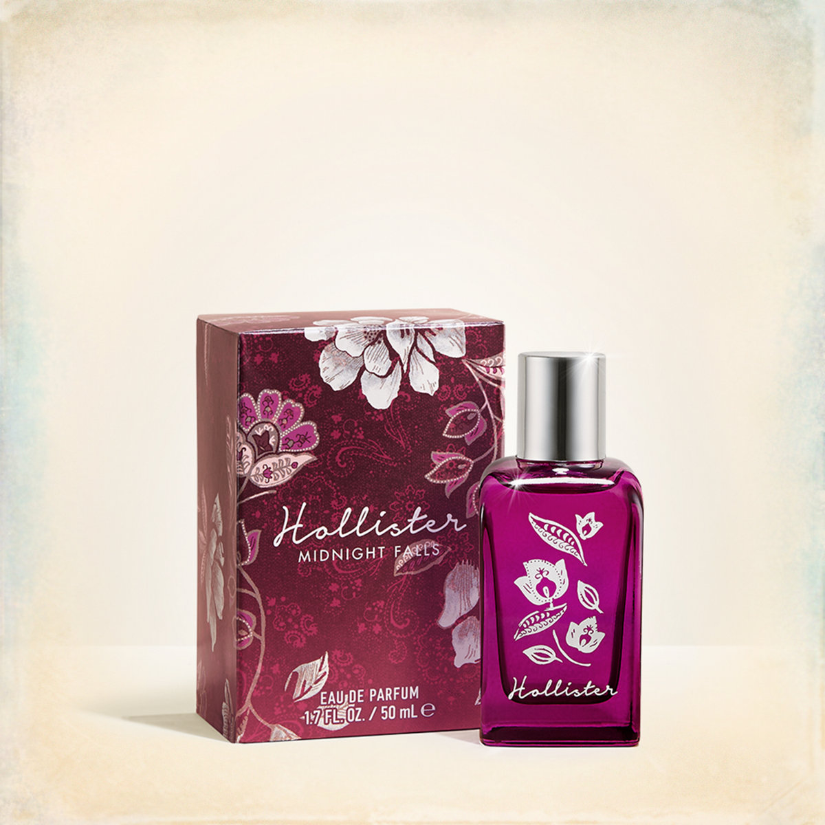 Girls Midnight Falls Perfume from Hollister
