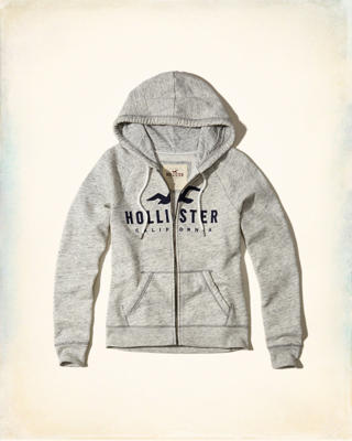 Girls Hoodies & Sweatshirts Tops | HollisterCo.ca