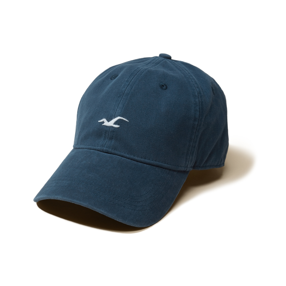 Guys Twill Dad Hat from Hollister
