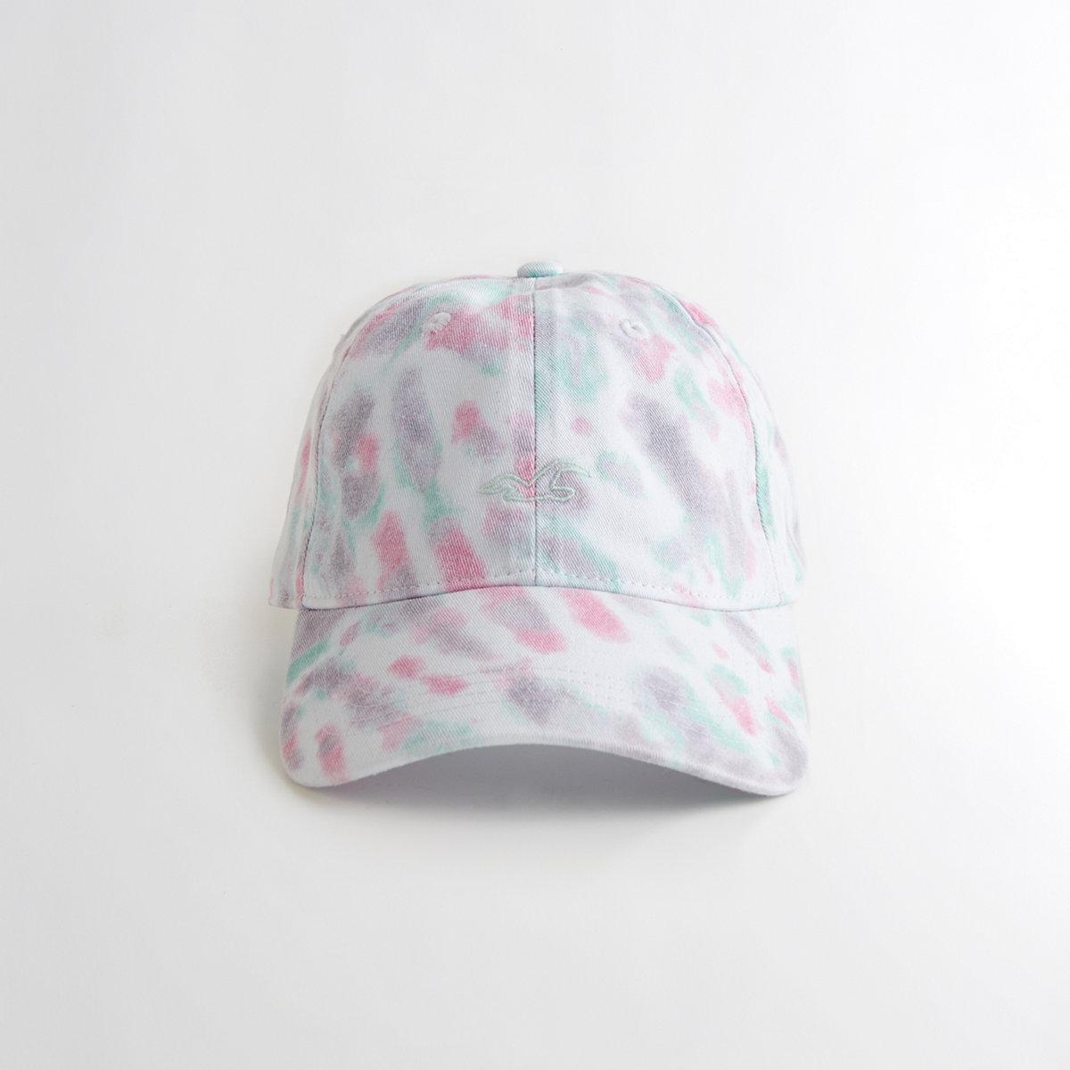 Girls Tie-Dye Dad Hat from Hollister