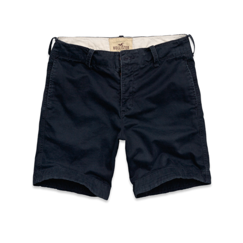 Guys Hollister Prep Fit Shorts