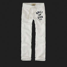 Boys Hollister Classic Straight Sweatpants