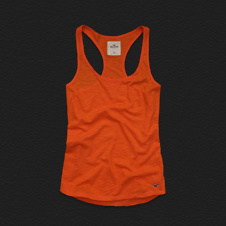 Girls Broad Beach Tank