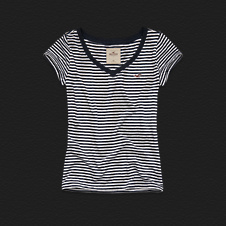 Girls Brooks Beach Tee