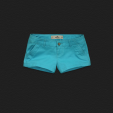 Girls Arrow Point Shorts