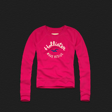 Girls Sunset Cliffs Sweatshirt
