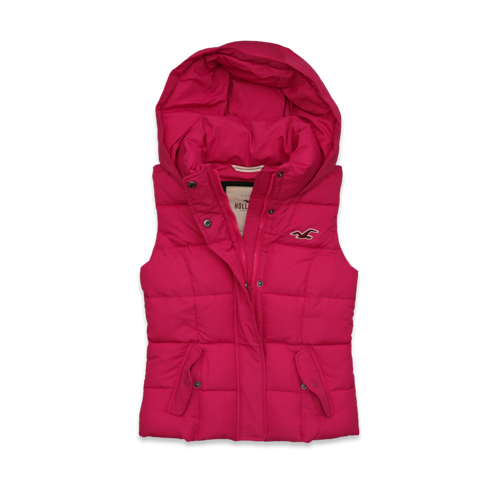 Girls Hermosa Vest