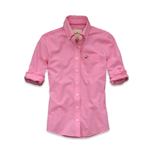 Girls Malaga Beach Shirt