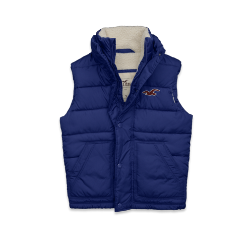 Girls Sunset Cliffs Vest