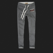 Boys Hollister Super Skinny Sweatpants