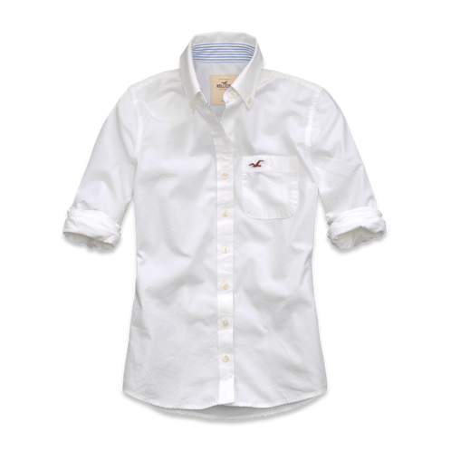 Girls Point Dume Oxford Shirt
