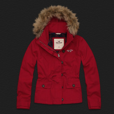 Girls Emma Wood Parka
