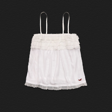 Girls Pebbly Beach Cami