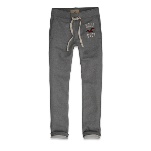 Guys Hollister Skinny Sweatpants