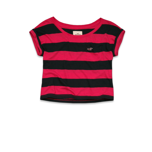 Girls McGrath Beach Tee