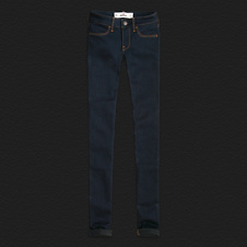 Girls Hollister Ultimate Stretch Jegging