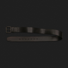 Boys SoCal Leather Belt