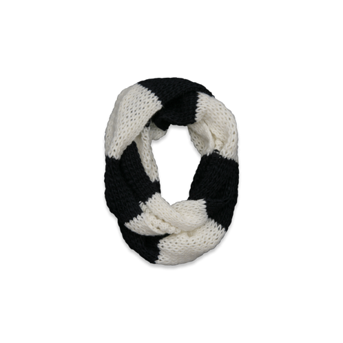 Girls Cozy Infinity Scarf