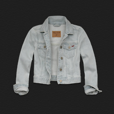 Girls Fountain Valley Denim Jacket