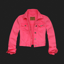 Girls Hidden Hills Denim Jacket