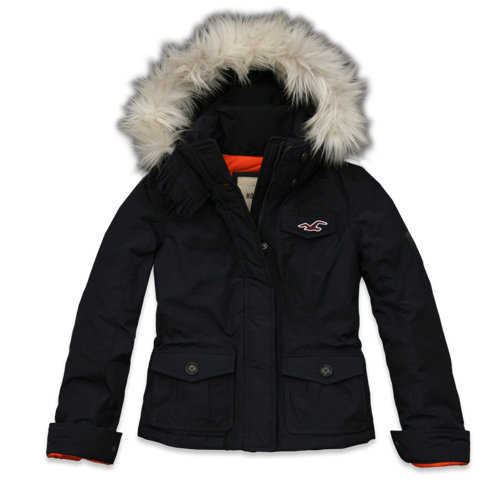 Girls Ramona Parka
