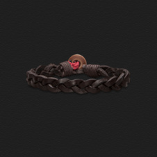 Boys Heritage Leather Bracelet