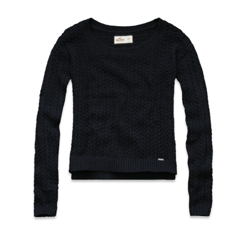 Girls Belleflower Sweater
