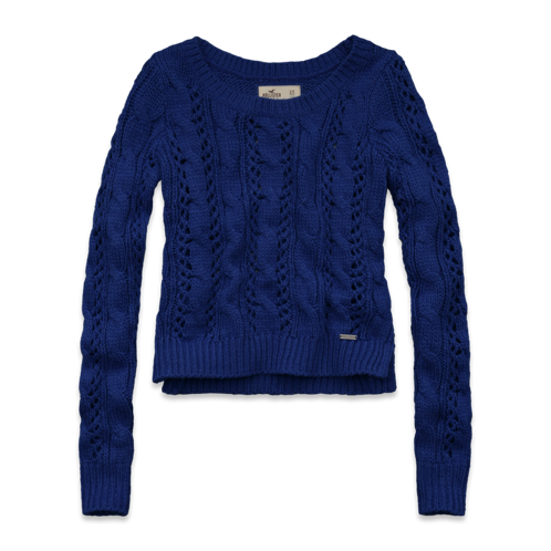 Girls Belmont Shore Sweater