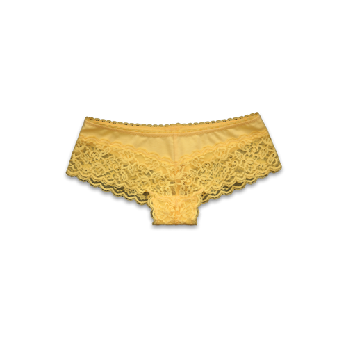 Girls Lace Short Undie