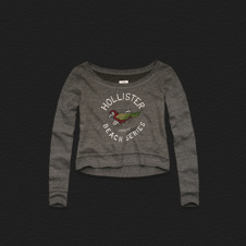 Girls PC Highway Sweatshirt